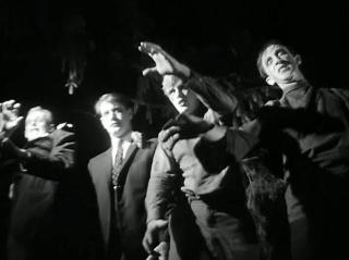 night living dead romero zombie