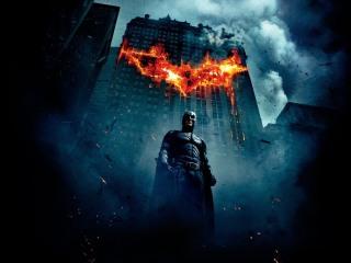 dark knight trilogy batman