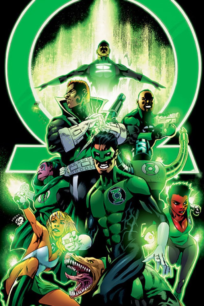 greatest fictional weapons green lantern power ring crisis on infinite thoughts