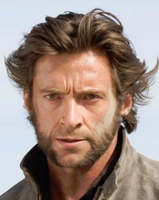 wolverine facial hair style wolverine hairstyle and beard hair 7215 | 8e93e wolvie hair