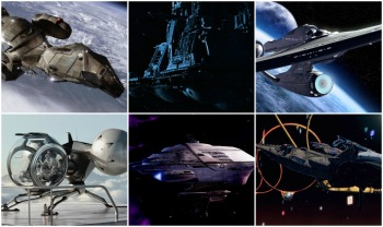 Greatest Spaceships Fiction