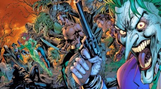 batman hush rogues