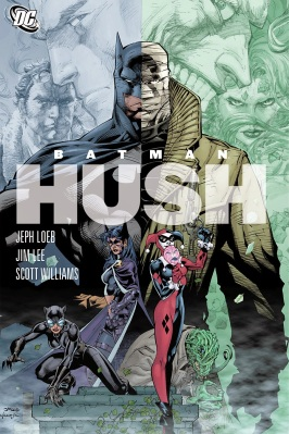 batman hush analysis