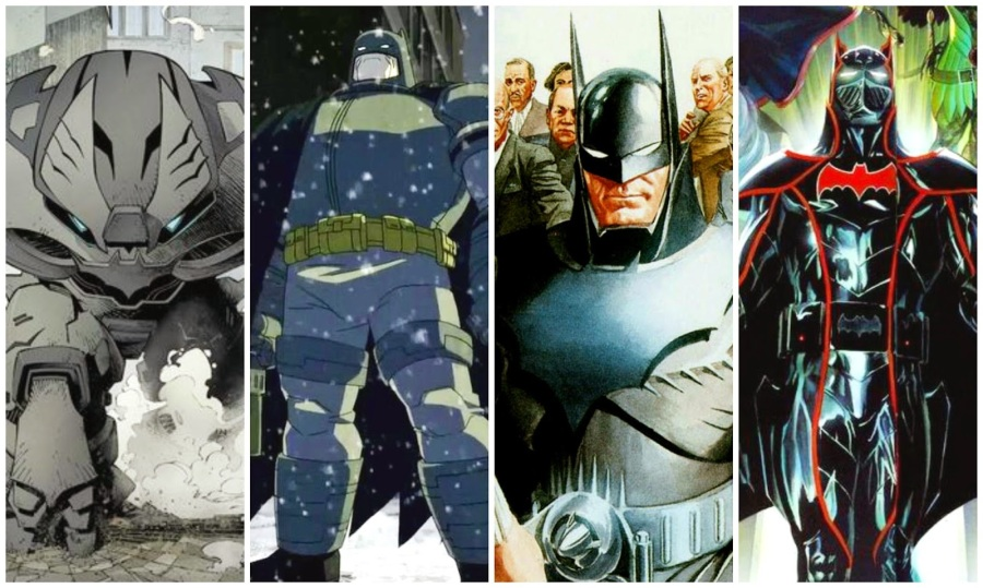 batman- armor-collage