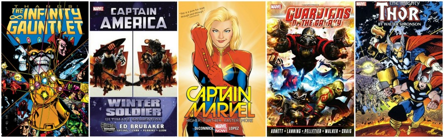MCU Must Read Comics