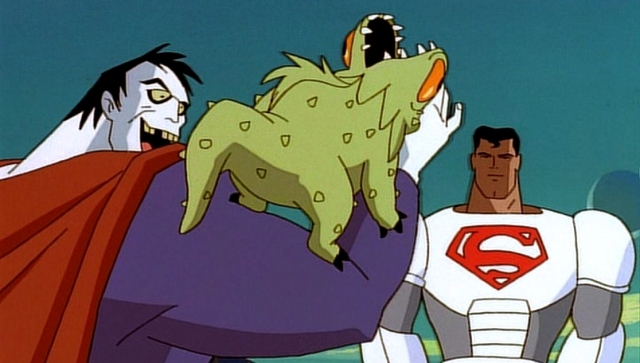 Superman-Bizarros-World