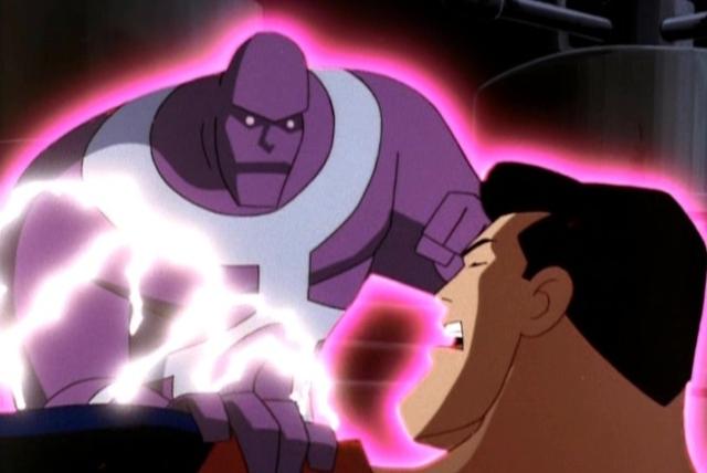 Superman-Parasite-Feeding-Time