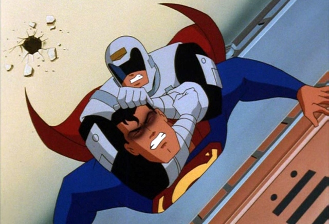 Superman-Prototype-Animated-Episode