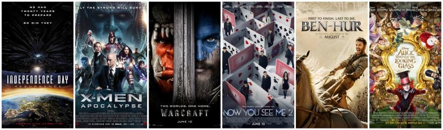 Worst Movies 2016