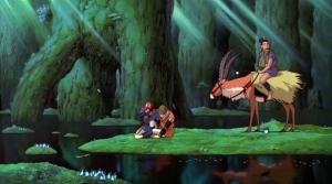 mononoke-hime-nature